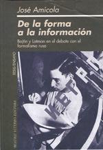 De la forma a la información